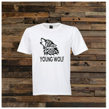 Young Wolf Short Sleeve T-Shirt - CARNIVALEYES.COM