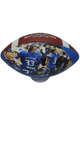 Custom Football| Wrapped Football|Personalized Football|Custom Football Gift|Senior Football Gift|Groom/Bachelor Gift| Senior Night|High School Football Gift