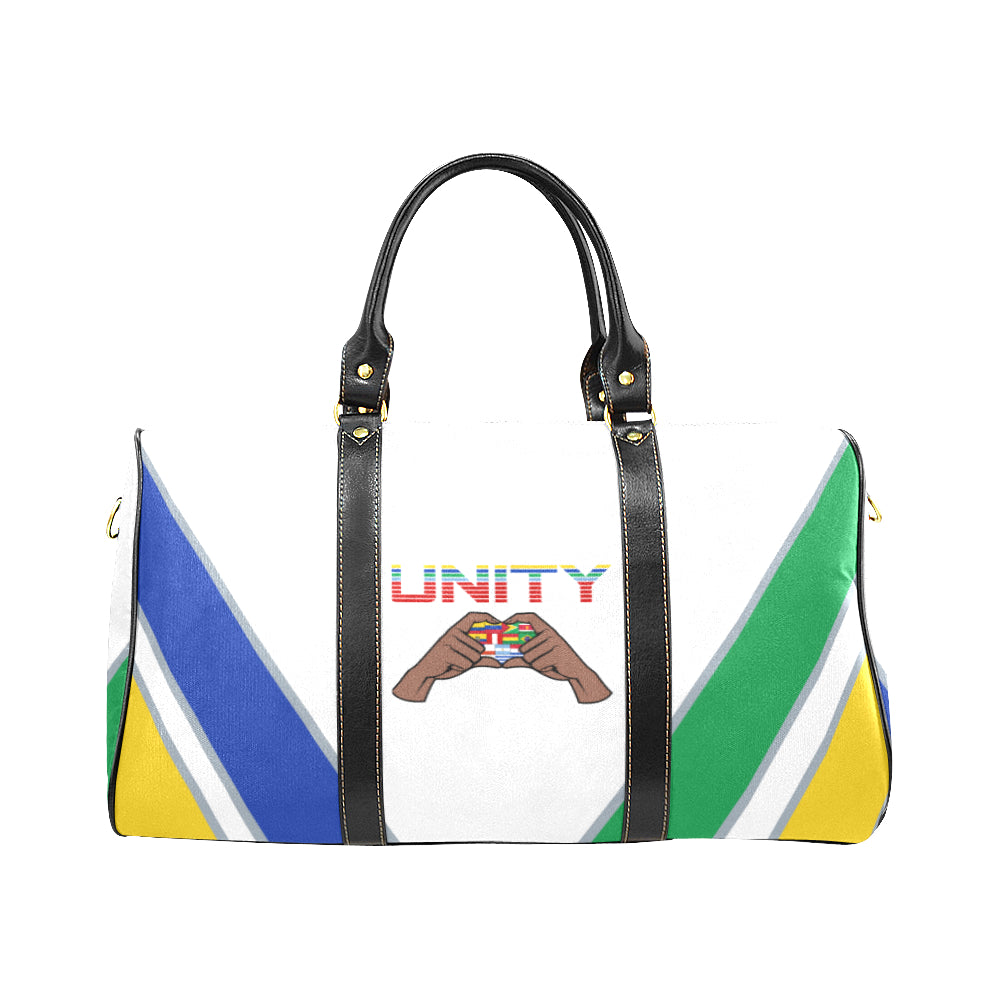 Travel Bag On De Road Unity