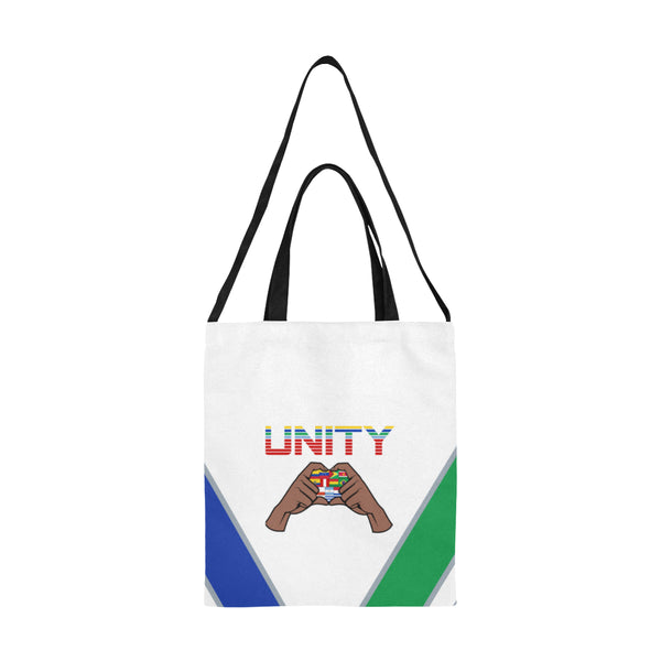 Tote Bag On De Road Unity