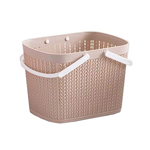 Best 22 Plastic Storage Baskets With Handles