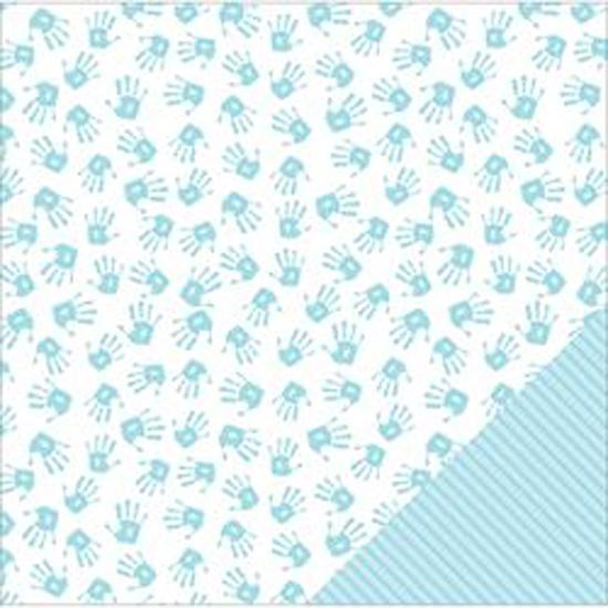 American Crafts Baby Double-Sided Cardstock 12