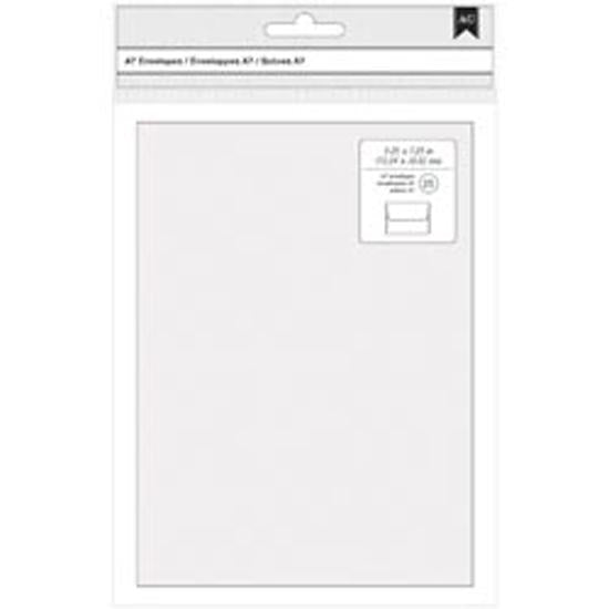 American Crafts A7 Envelopes (5.25