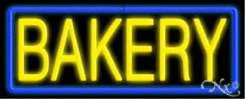 Bakery Handcrafted Energy Efficient Real Glasstube Neon Sign