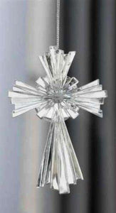 Giftcraft LED Cross Ornament, Choice of Styles