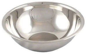 American Metalcraft SSB400 Stainless Steel Mixing Bowl, 4-Quart