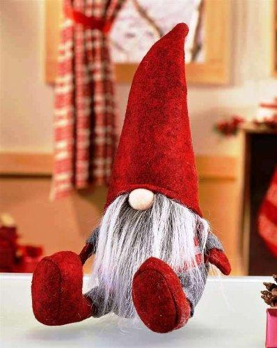 Giftcraft Whimsical Santa Figurine #2