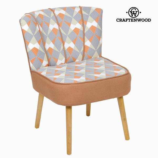 Archie upholstered chair by Craftenwood