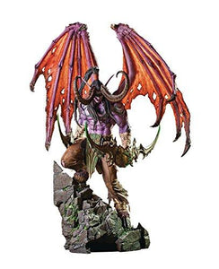 Blizzard World of Warcraft: Illidan Stormrage Toy Figure Statues