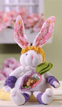 Load image into Gallery viewer, Giftcraft Easter Bunny Candy Bag, Choice of Color