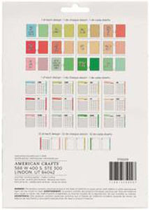 American Crafts Memory Planner Starter Kit-Quotes