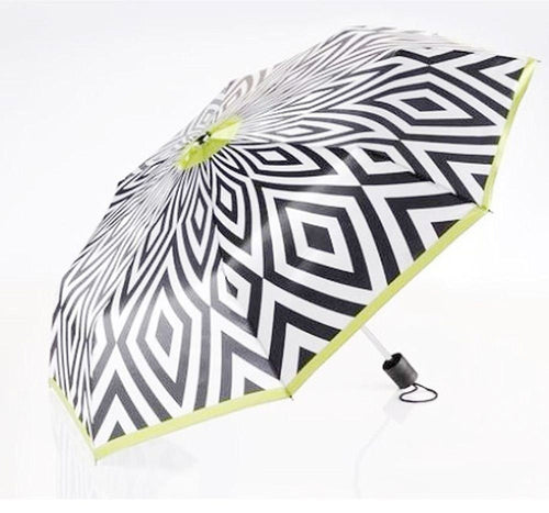 Giftcraft ULU Travel Umbrella - Choice of Trim Color & Design