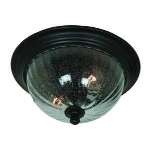 "Anapolis 7.5""h Oil Rubbed Bronze Outdoor Ceiling Light"