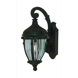 "Anapolis 21.5""h Oil Rubbed Bronze Outdoor Wall Light"