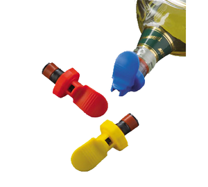 American Metalcraft EBSS311 Bottle Stopper plastic