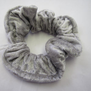 Beautiful handcrafted scrunchies  - various patterns