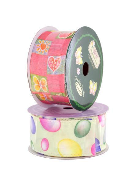 Assorted Decorative Craft & Gift Ribbon (Available in a pack of 20)