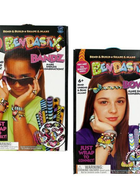 Bendastix Bandz & Bowz Craft Kit (Available in a pack of 12)