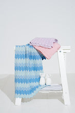 Load image into Gallery viewer, Babies Blankets in Stylecraft Bambino (9506)