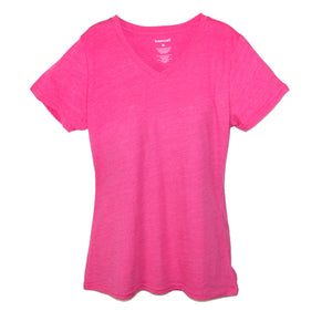 Boxercraft Women's V Neck Tee Shirt