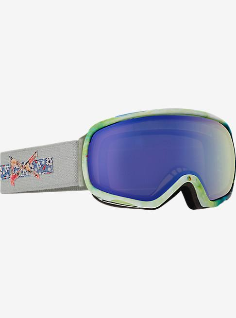 ANON Tempest Crafty - Blue Lagoon Womens Snow Goggle