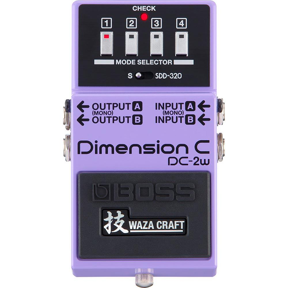 Boss DC-2 Dimension C Waza Craft