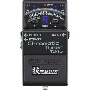 Boss Waza Craft Chromatic Tuner