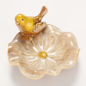 Bird Figurines Craft Wedding Home Decoration