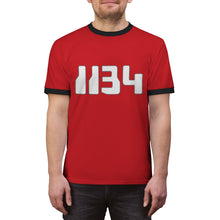 Load image into Gallery viewer, Unisex (1134) Ringer Tee