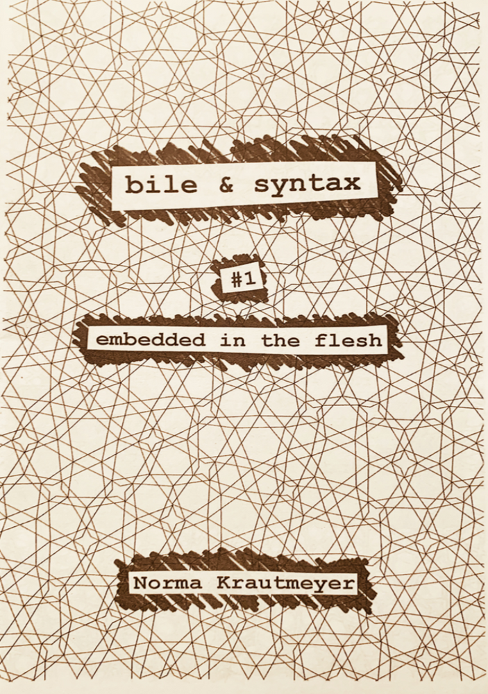[Product_type] - Bile & Syntax Zine - agnes-and-edie.myshopify.com