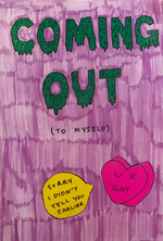 Coming Out To Myself Zine