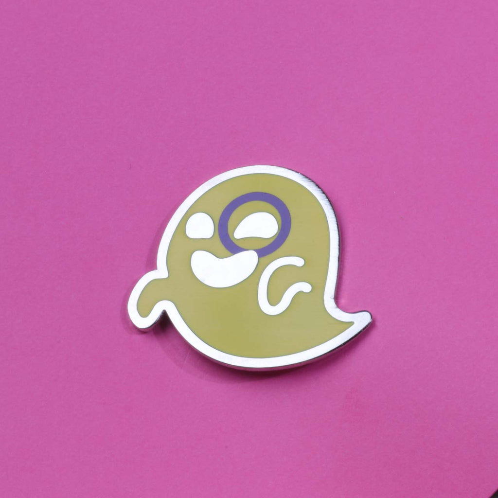 Interspooky Pin