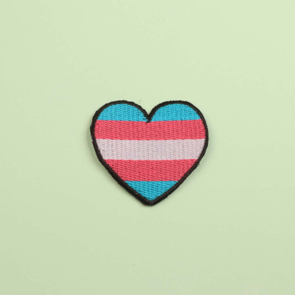 Trans Heart Patch