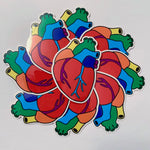 [Product_type] - Pride Heart Stickers - agnes-and-edie.myshopify.com