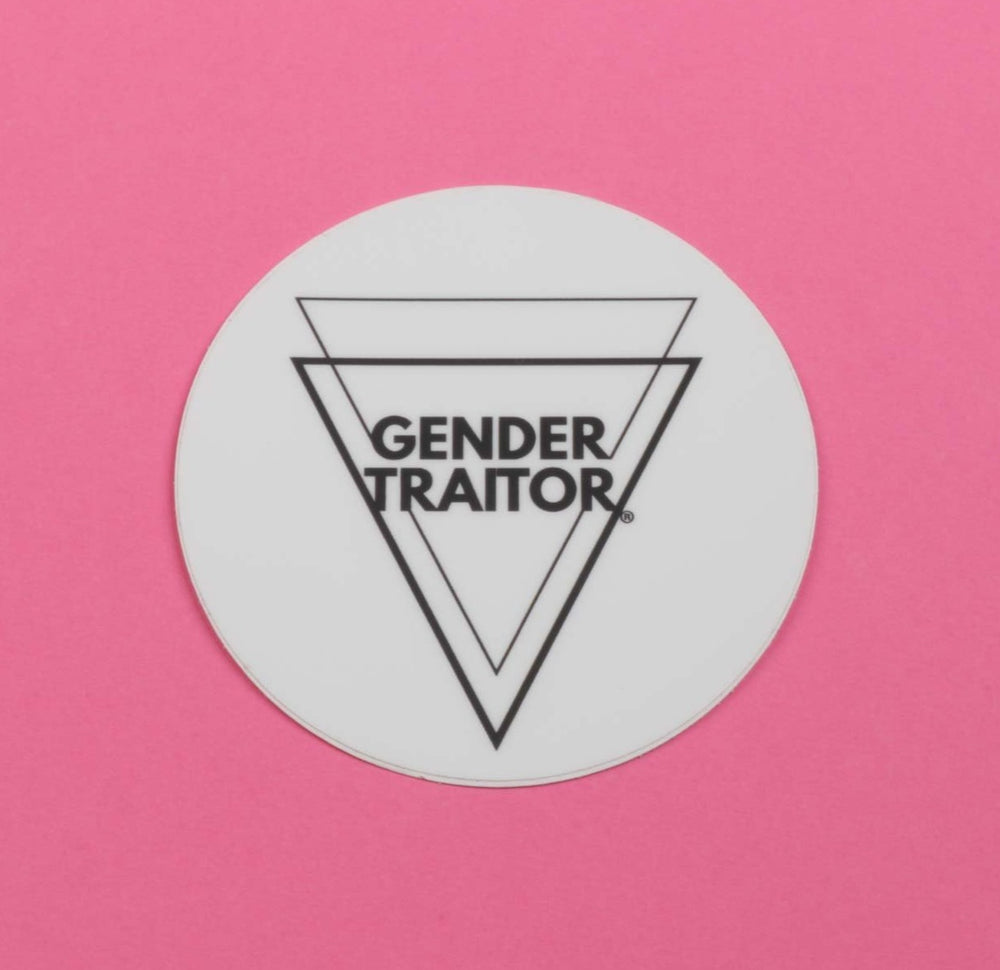 [Product_type] - Gender Traitor Stickers - agnes-and-edie.myshopify.com