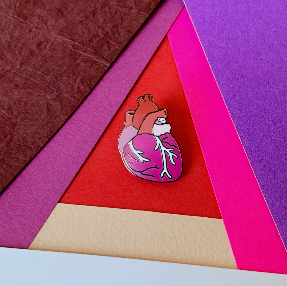 [Product_type] - Pride Heart Pins - agnes-and-edie.myshopify.com