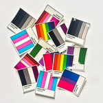 Pantone Pride Sticker Pack