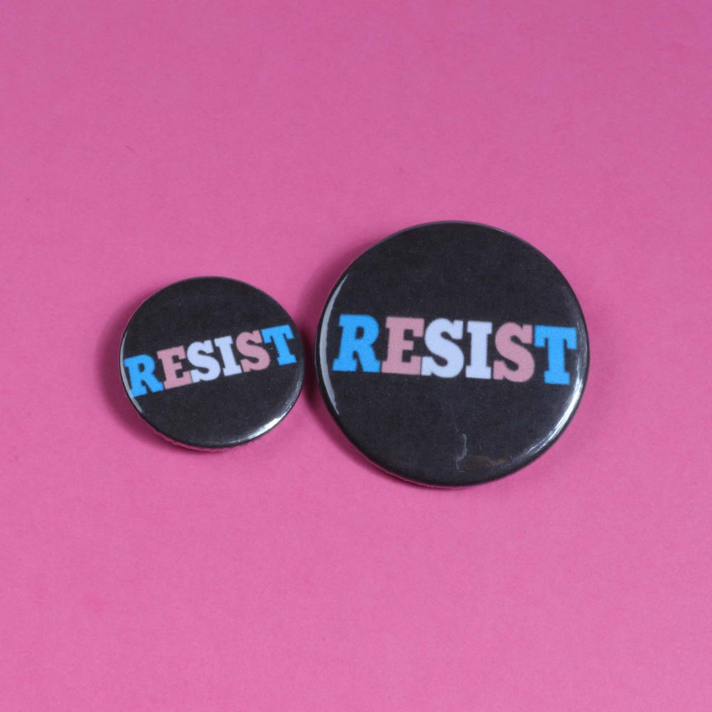 Resist Badge