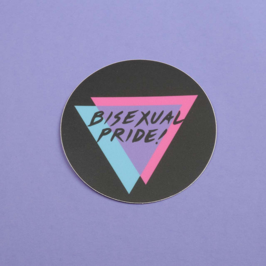 Bisexual Pride Sticker