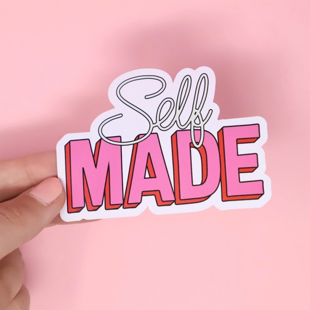 [Product_type] - Self Made Sticker - agnes-and-edie.myshopify.com
