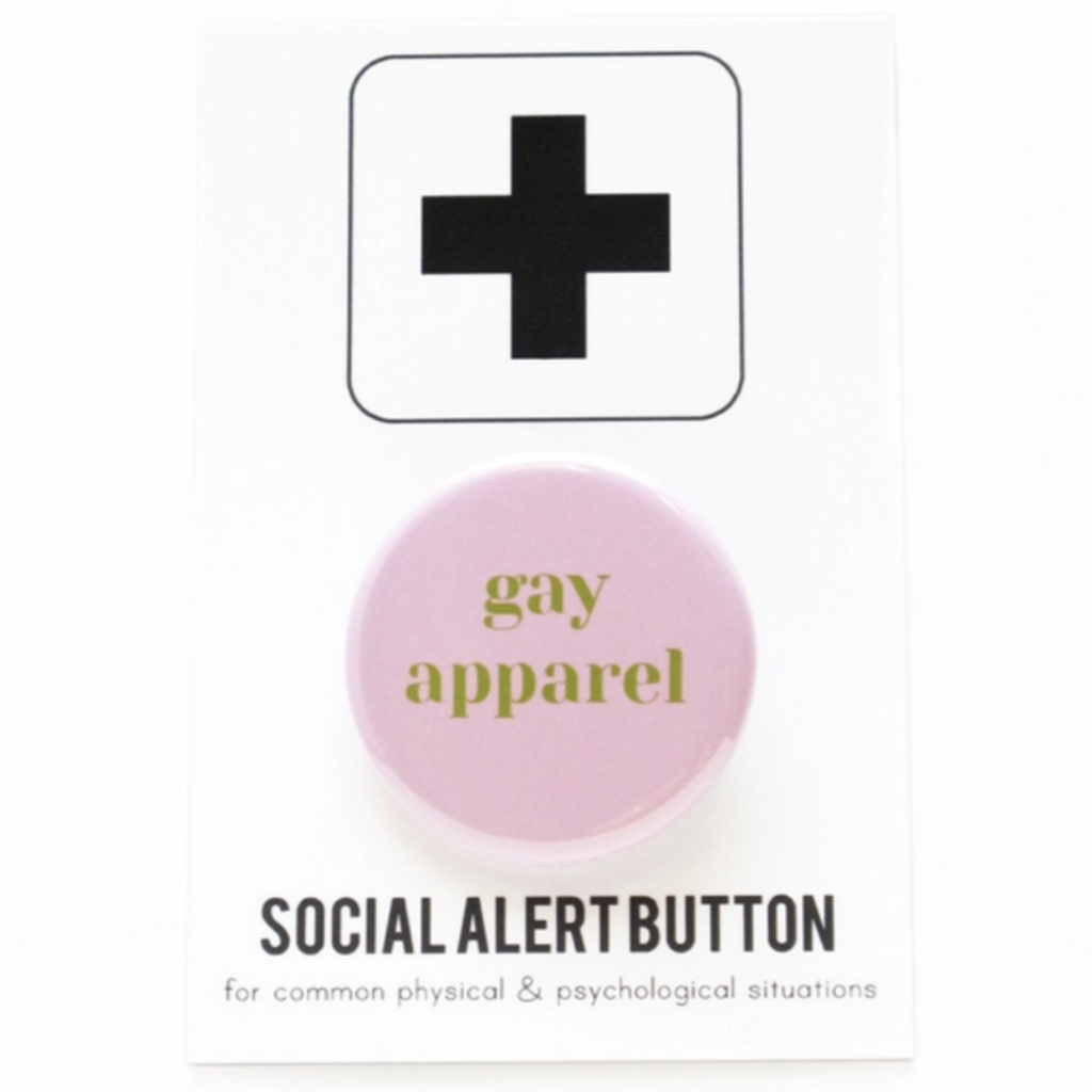 Gay Apparel Badge