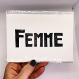 [Product_type] - Femme Print - agnes-and-edie.myshopify.com
