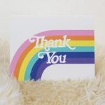 [Product_type] - Rainbow Thank You Card - agnes-and-edie.myshopify.com