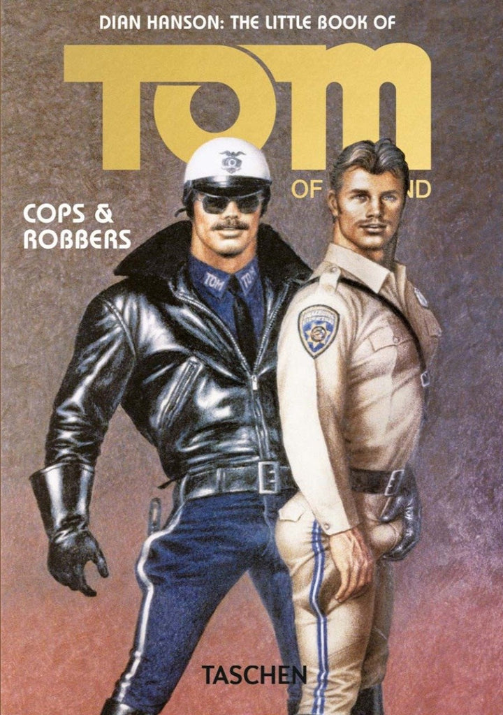 The Little Book Of Tom: Cops And Robbers