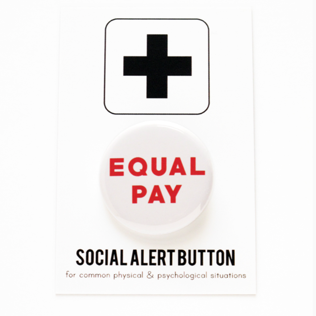 Equal Pay Badge