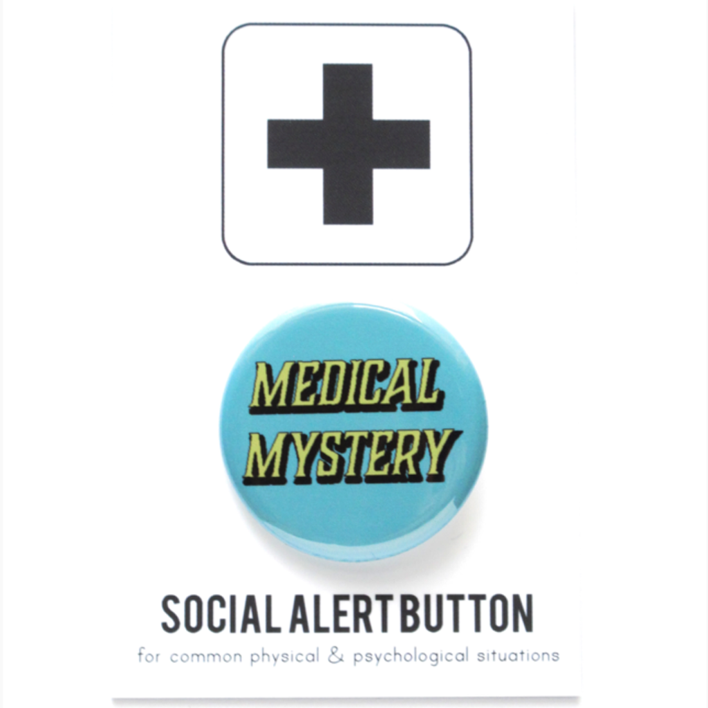 Medical Mystery Badge