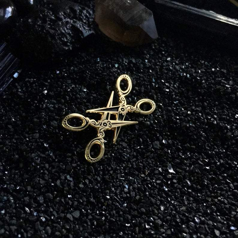 [Product_type] - Scissor Pin - agnes-and-edie.myshopify.com