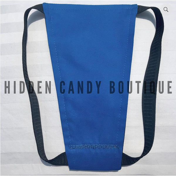 The Basic Premier Tucking Gaff-Hidden Candy-X/S-Thin-Royal Blue-Agnes & Edie