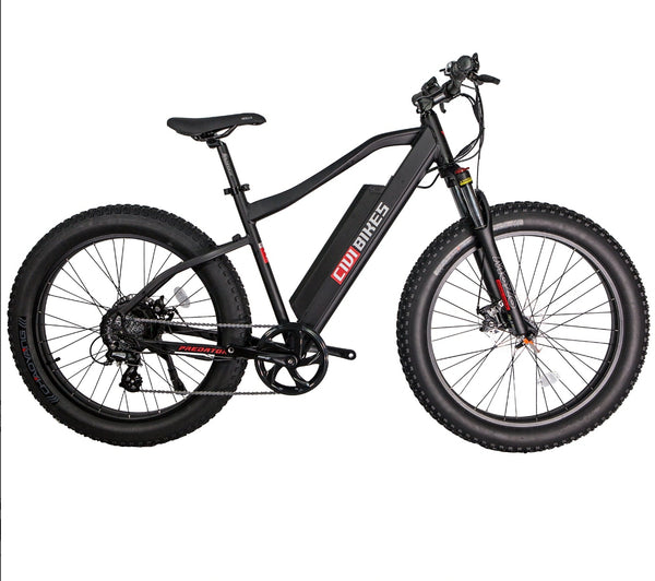 The Predator - 500w 48v 13ah on and off road Electric Bike