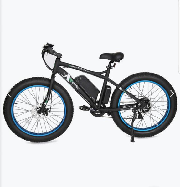 The Fat 26S900 500w 36v 12 ah Electric Bike - 30 day trial!
